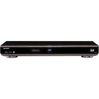 Sharp BD-HP75U Blu-ray Player (Black)