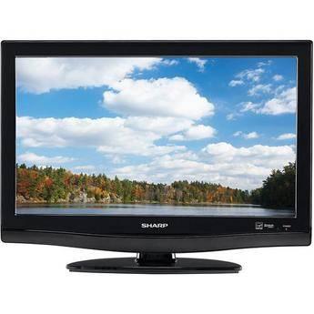 """Sharp LC-22SB27UT 22"""" 720p LCD TV"""