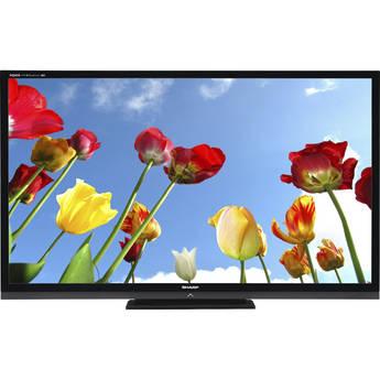 "Sharp LC-70LE735M 70"" AQUOS Multisystem LED TV"