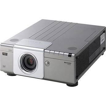 Sharp SHXGP560WN DLP WXGA Professional Projector