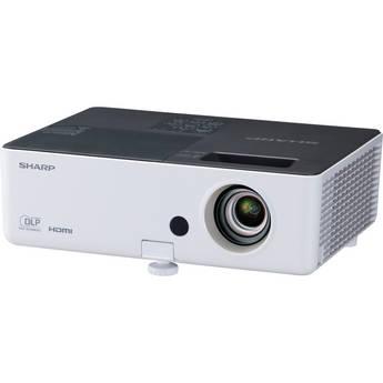 Sharp PG-LW2000 WXGA 3D Ready BrilliantColor DLP Projector