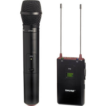 Shure FP Wireless Handheld System (L4 / 638 - 662MHz)