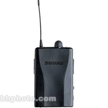 Shure P2R Hybrid Bodypack Receiver for PSM 200 System