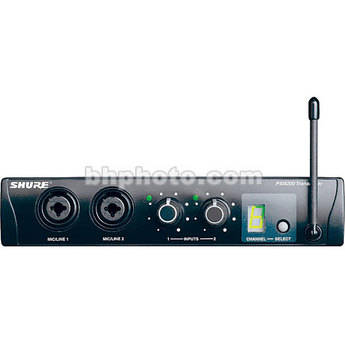 Shure P2T - Wireless Transmixer