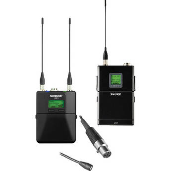 Shure UR5 Body Pack Wireless Microphone System (L3 - 638 to 698MHz)