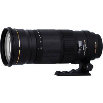 Sigma 120-300mm f/2.8 EX DG OS APO HSM AF Lens (For Nikon)