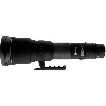 Sigma 800mm f/5.6 EX DG APO HSM Autofocus Lens for Nikon AF-D