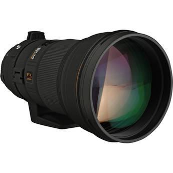 Sigma 300mm f/2.8 EX DG HSM Autofocus Lens for Nikon AF-D