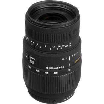 Sigma 70-300mm f/4-5.6 DG Macro Lens for Pentax AF