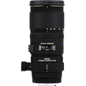 Sigma 70-200mm f/2.8 EX DG APO OS HSM for Sigma