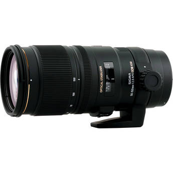Sigma 50-150mm f/2.8 EX DC OS HSM APO Lens for Nikon F
