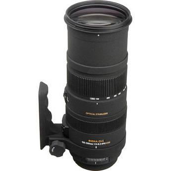 Sigma 150-500mm f/5-6.3 DG OS HSM APO Autofocus Lens for Canon EOS