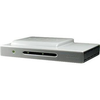 SiliconDust HDHomeRun Networked Digital TV Tuner (ATSC ...