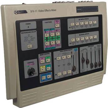Sima SFX-11 Digital Video Mixer