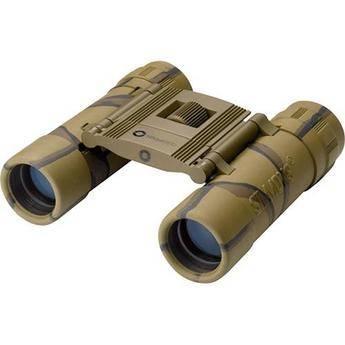 Simmons 10x25 ProSport Binocular (Camouflage, Clamshell Packaging)