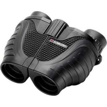 Simmons ProSport 10x25 Compact Binocular (Black)