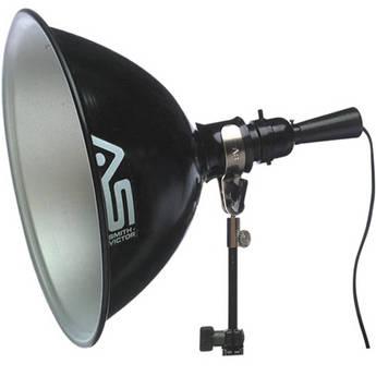 "Smith-Victor A12UL 12"" Adapta-Light with UM6 (120V)"