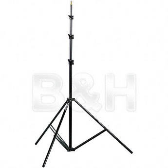 Smith-Victor RS10 10' Heavy Duty Aluminum Light Stand with 5/8 Top Mount