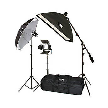 Smith-Victor K78 1850W Professional Portrait Kit (120V AC)