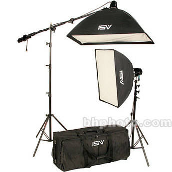 Smith-Victor K74 Pro Portraiture Kit (120V)