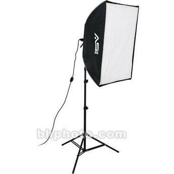 Smith-Victor KSBQ-1000 1,000 Watt Pro SoftBox Light Kit (120V)