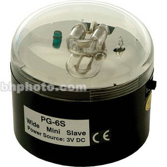 Smith-Victor PG6S Mini Slave Flash