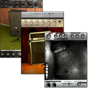 Softube Amp Room Bundle - Guitar Amp Modeling Plug-In Bundle (Upgrade)