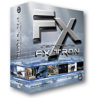 Sonic Reality Serafine FX Tron - Sound Effects Workstation