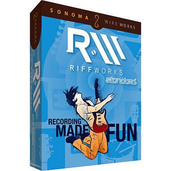Sonoma Wire Works RiffWorks Standard - Recording Software