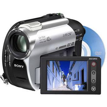 Sony DCR-DVD108 DVD Camcorder