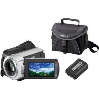 Sony DCR-SR45 HDD Digital Camcorder 'Kit'