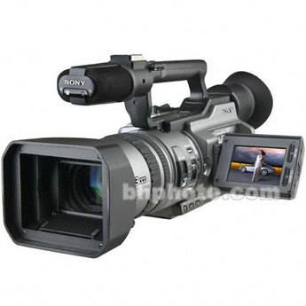"Sony DCR-VX2100E ""PAL"" 3 CCD Mini DV Camcorder"