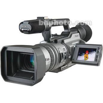 Sony DCR-VX2100 3 CCD Mini DV Camcorder