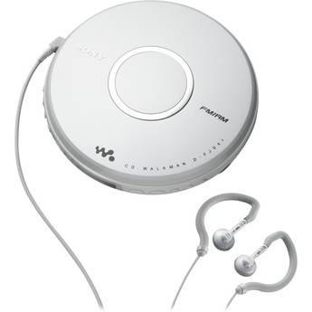 Sony D-FJ041 CD Walkman Portable CD Player