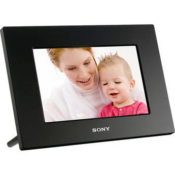 "Sony 7"" Digital Photo Frame"