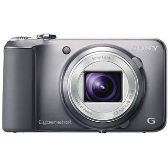 Sony Cyber-shot DSC-H90 Digital Camera (Silver)