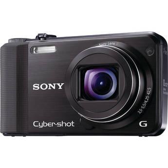 Sony Cyber-shot DSC-HX7V Digital Camera (Black)