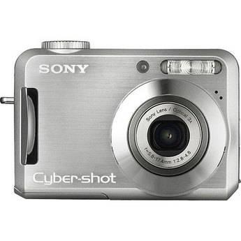 Sony Cyber-shot DSC-S700 Digital Camera