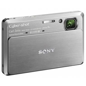 Sony Cyber-shot DSC-TX7 Digital Camera (Silver)