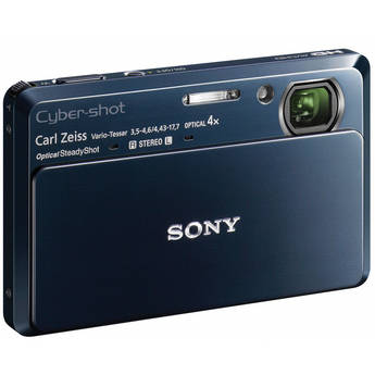 Sony Cyber-shot DSC-TX7 Digital Camera (Blue)