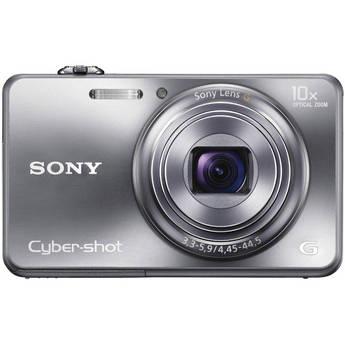Sony Cyber-shot DSC-WX150 Digital Camera (Silver)