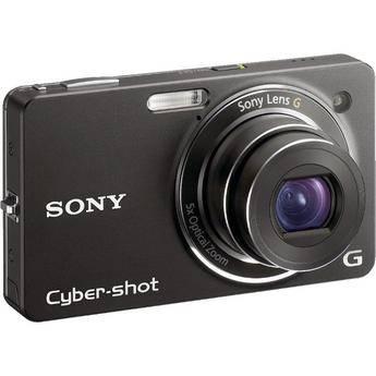 Sony DSC-WX1 Cybershot Digital Camera (Black)