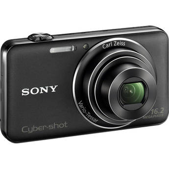 Sony Cyber-shot DSC-WX50 Digital Camera (Black)