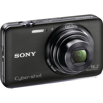 Sony Cyber-shot DSC-WX9 Digital Camera (Black)
