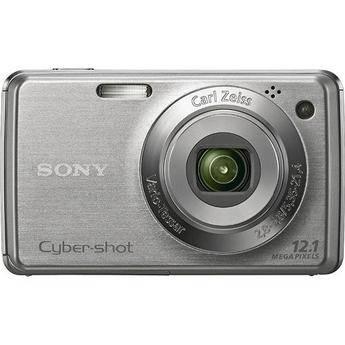 Sony DSC-W230 Cyber-shot Digital Camera (Silver)
