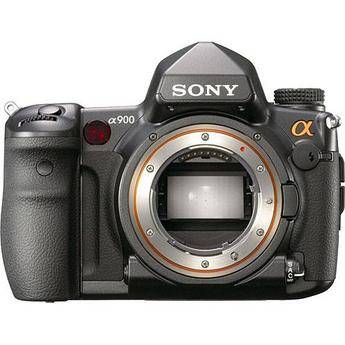 Sony Alpha DSLR-A900 SLR Digital Camera (Body Only)