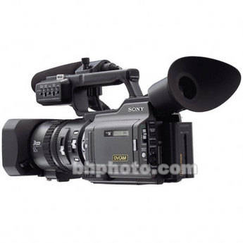 Sony DSR-PD170P PAL DVCAM 3CCD Digital Camcorder