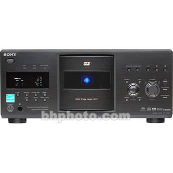 Sony DVP-CX995V DVD 400 D
