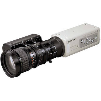 Sony DXC-390 1/3-Inch 3-CCD Color Video Camera with 800 Lines