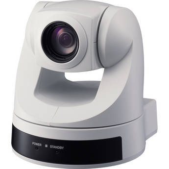 Sony EVI-D70 Pan / Tilt / Zoom Security Camera (White)